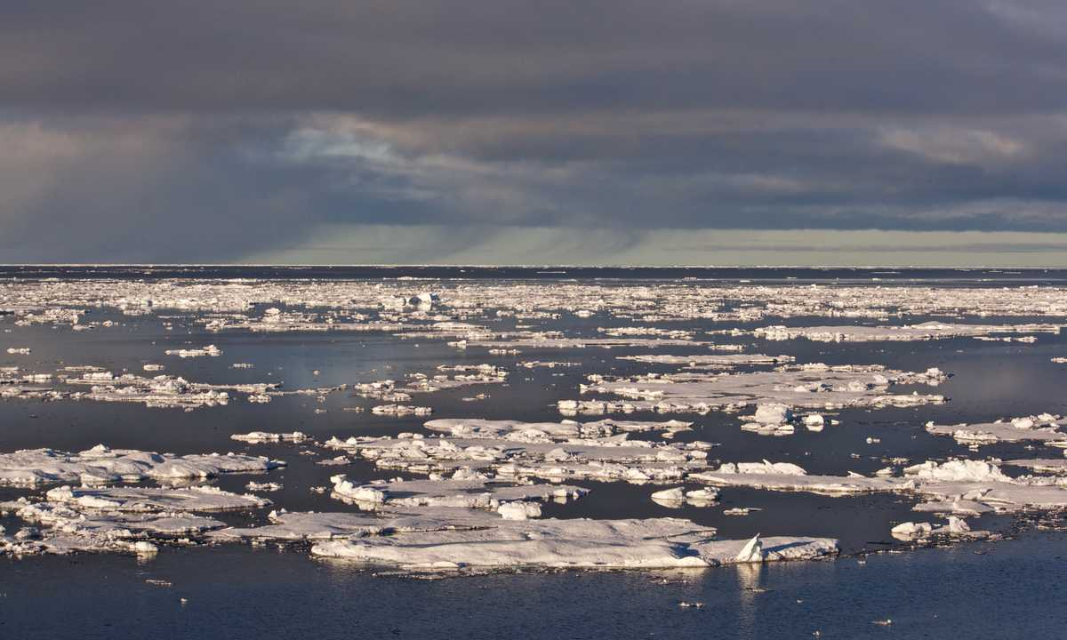 Icescapes of the Northwest Passage