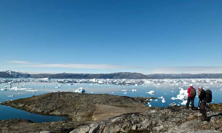 Basecamp Greenland: Into the Wilderness