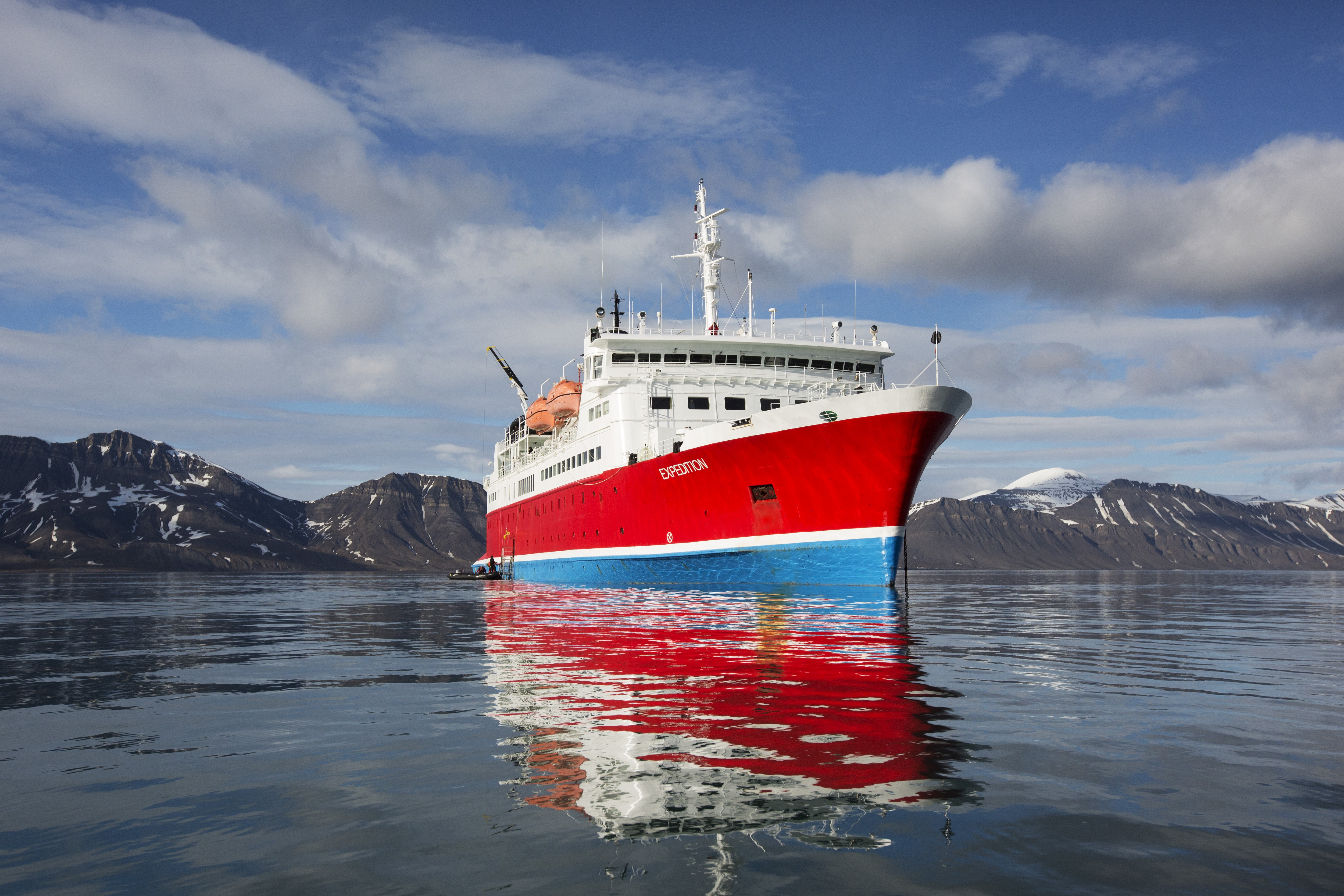 MS Expedition - Ship Reviews & Cabin Guide | Swoop Arctic